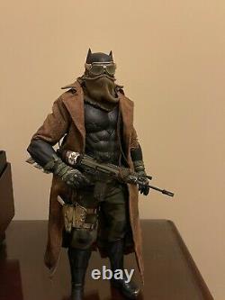 Jouets Chauds Mms372 Bvs Knightmare Batman 1/6 Échelle Aveckit Chen Coat