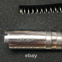 Kimber Dessert Warrior Style 1911 Gas Blowback Airsoft Pistol Cnc Kit Pour Tm, We