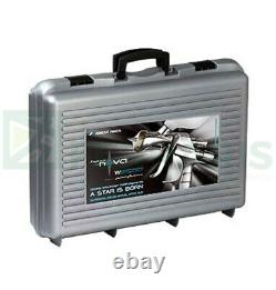 Kit 2 Pistolets Anest Iwata Evo Supernova Pininfarina Ws400 Base Et 1,3 MM Effacer
