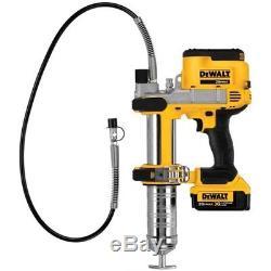Kit D'outils Pour Pistolet Graisseur 42 Dewalt Dcgg571m1 20v Max Lithium Ion Automatique