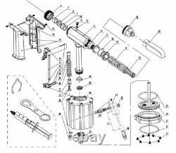 Kit De Cabine De Camion Standard Rat640 (accepte Les Nez De Canon)