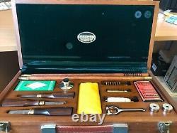 Kit De Nettoyage De Pistolet De Luxe Parker Hale (extrêmement Rare)