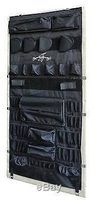 Kit De Pistolet D'organisateur De Panneau De Porte De Sécurité Américaine, Modèle 28, Accessoires De Sécurité Pour Pistolet