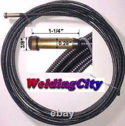Kit De Pistolet De Soudage Mig. 035 Pour Lincoln 200 Tweco #2 Tip-diffuser-nozzle-liner M7l