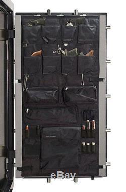 Kit De Pistolet Organisateur De Panneau De Porte Liberty 30-35-40 Coffres-forts Pour Armes À Feu Vault Accessoires