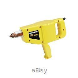 Kit De Reparation Auto-corps Pistolet Soudeur Reparation Dent Ding Avec 2 Lb Hammer Puller