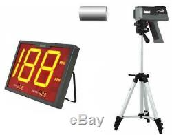 Kit De Sport Bushnell Speedscreen Pistolet Radar Bushnell Speedscreen 101922-kit1