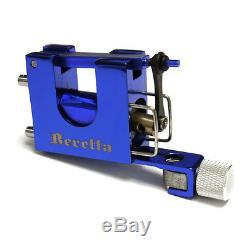Kit De Tatouage Professionnel Set De Pistolet Machine Hildbrandt Advanced Rotary 2