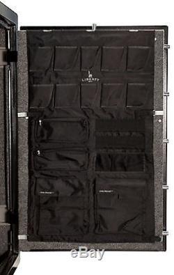 Kit Pistolet Organisateur De Panneau De Porte Liberty 48-64 Coffres-forts Pour Armes À Feu Vault Accessoires