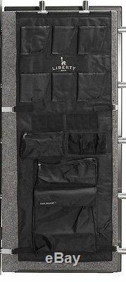Kit Pistolet Organisateur De Panneau De Porte Liberty's 20-23-25 gun Safe Vault Accessoires