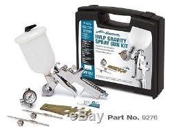 Kit Pistolet Pulvérisateur Anest Iwata 9276 Hvlp Gravity