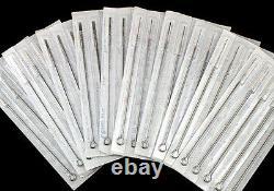 Kit Professionnel De Tatouage 4 Mitrailleuses Aiguilles D'alimentation Encre Boîtier En Aluminium G4
