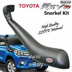Kit Snorkel Véhicule Pour Toyota Hilux Revo Gun126r Gun136r 15+ 1gd 2.8l Diesel