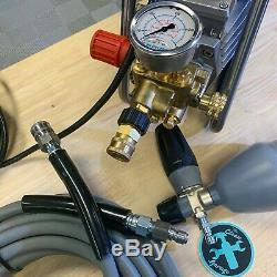 Kranzle K1622 Nettoyeur Haute Pression Kit Complet Mtm Tuyau, Sgs28 Gun & Pf22 Cannon