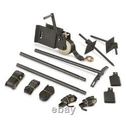 Ladder Tree Stand Installation Kit For Game Stands Gun Archery Bow Deer Hunting