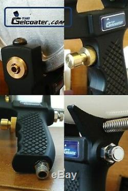 Le Gelcoater Gx1000 Gelcoat & Résine Pistolet De Pulvérisation Avec 4 MM Buse Et Libres Seal