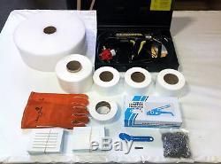 Le Kit D'emballage Rétractable Comprend Le Pistolet Thermique Shrinkfast 998