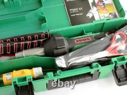 Leister Triac St Heat Gun Kit 120v Soudeur À Air Chaud