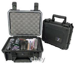 Lightning X Premium Gun Range Trauma & Bleeding Premiers Secours Kit Dans Le Cas Dur D'atwt