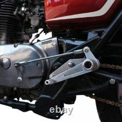 Loaded Gun Xs650 Rearsets Motorcycle Foot Pegs Kit Yamaha