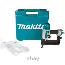 Makita At638a Nouveau 1/4 Pneumatic Air Narrow Crown Stapler 18ga Staple Gun Kit