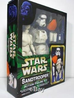 Marmit Sandtrooper 1/6 Figure Échelle Réel D'action Kit Star Wars Nib