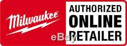Milwaukee 2646-22ct M18 Sans Fil 2 Vitesses Grease Gun Kit Avec 2 Piles