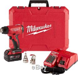 Milwaukee 2688-21 M18 Kit De Pistolet Thermique