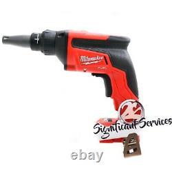 Milwaukee Fuel 2866-20 18 Volt 5.0 Ah XC Kit De Forage À Vis Sans Brosse