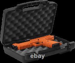 Mission Tpr Orange Pava Ball Gun Kit With C02 And Pepper Balls