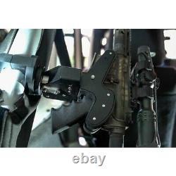 Mont D'armes Tactiques Blac-rac 1070-he Avec 18 Kits T-channel Pour Les Ramassage Et Les Voitures