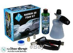 Mtm Pf22.2 Mousse Cannon Kit Magnum 28 Kit Sgs28 Gun Chemical Guys Neige Mousse