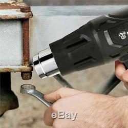 Nouveau 110v 2000w Pistolet À Air Chaud Pistolet À Air Chaud Kit De Température Variable De Contrôle Power Tool