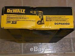 Nouveau Dewalt Xr Max Lithium Ion Gun Brushless Kit De Vis Dcf620d2