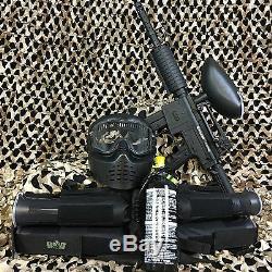 Nouveau Kingman Spyder Mr6 Kit Chargeur De Pistolet Pour Marqueur De Paintball Epic, Diamant Noir