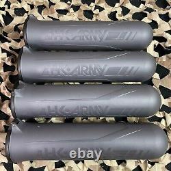 Nouveau Kingman Spyder Victor Epic Complete Paintball Gun Kit Gloss Blue