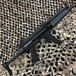 Nouveau Kit Paquet Pistolet Marqueur Epic Empire Bt-4 Delta Epic, Noir