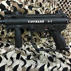 Nouveau Kit Paquet Pistolet Marqueur Epic Tippmann A5 Rt (déclencheur De Réponse)