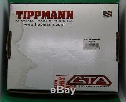 Nouveau Rare A5 A5 Comp Tippmann-air Paintball Gun Kit Basse Pression De Mise À Niveau (b12)