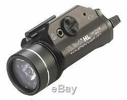 Nouveau Streamlight Tlr-1 Hl Led Gun Kit Long Affûts Lampe De Poche 69262 800 Lumens