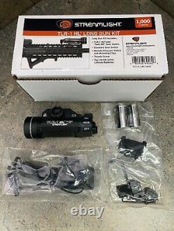 Nouveau Streamlight Tlr-1 Hl Led Kit Gun Longue Affûts Lampe De Poche 69262 1000 Lumens