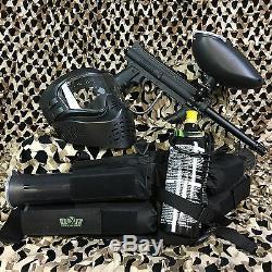 Nouveau Tippmann 98 Act Personnalisé Platinum Series Epic Paintball Marker Gun Kit Package