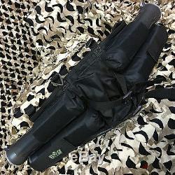 Nouveau Tippmann Gryphon Légendaire Paintball Marker Gun Package Kit Fibre De Carbone