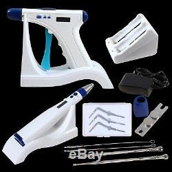 Obturation Sans Fil Dentaire Endodontique Système Gutta-percha Gun Kit Pen Remplissage