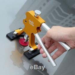 Outils De Réparation Pdr Dent Lifter Puller Kit De Réparation Automatique De Chargeur De Voiture Pour Pistolet À Colle