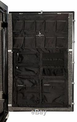 Panneau De Porte Liberty Organisateur Pistolet Kit 48-64 Gun Vault Accessoires Coffres-forts