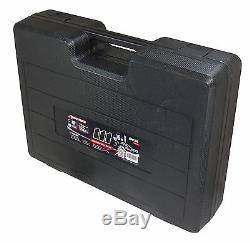 Peinture Auto Deluxe 4 Pc. Kit De Pistolet De Pulvérisation Hvlp Avec Mallette De Transport Durable