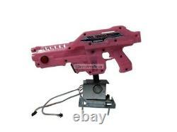 Pistolet D'arcade Rouge De Remplacement Pour Jamma 3-in-1 Gun Kit De Jeu De Tir, Jamma, Mame