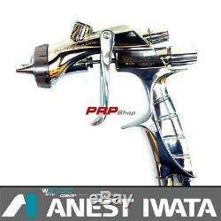 Pistolet De Pulvérisation Anest Iwata Ws-400 Evo 1.3 Effacer Hd Pro Kit Par Pininfarina
