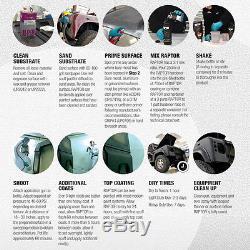 Pistolet Pulvérisateur À Revêtement De Caisse De Camion Teintable Pulvérisable Raptor U-pol, 8 Litres